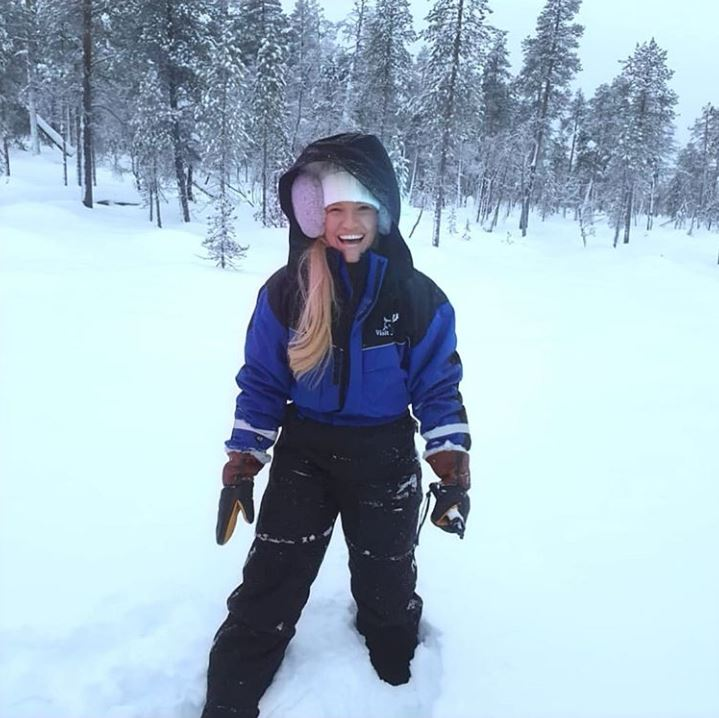 Amy in Lapland-Our 2019 'that Slimming World feeling' moments-Slimming World blog