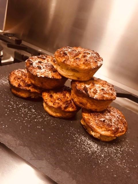 Sarah's mince pie muffins-Slimming World Christmas muffins-Slimming World blog