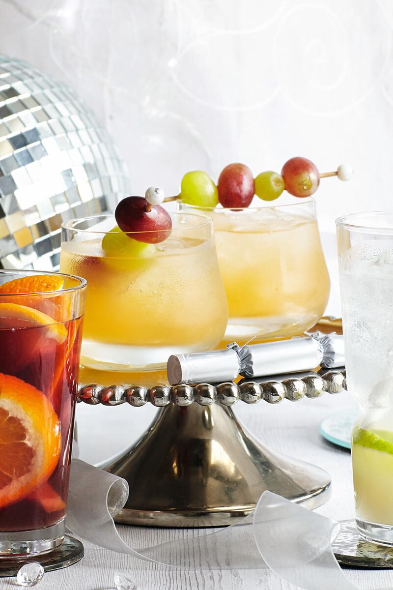 Slimming World festive fruit punch-Slimming World drinks-Slimming World blog