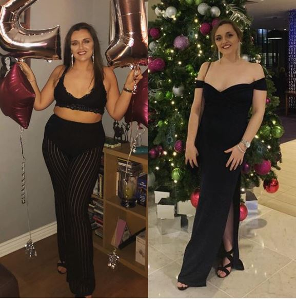 Meg weight loss transformation-New year, new me-Slimming World blog