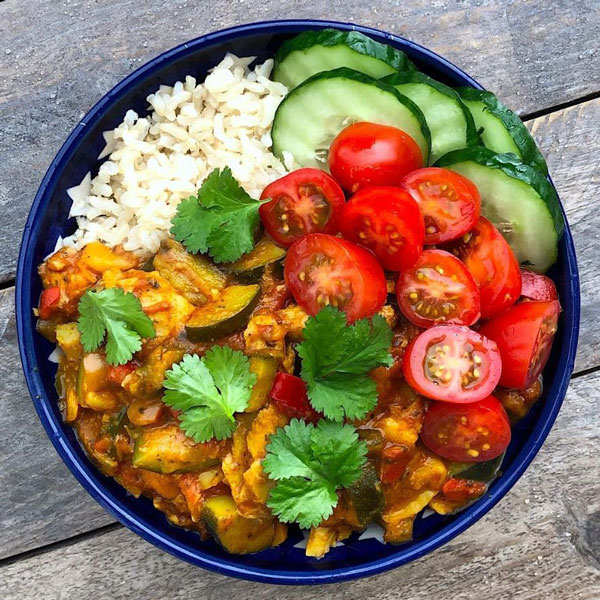 Vegan friendly dish - Veganuary - Slimming World Blog