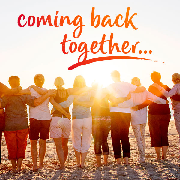 Coming back together - safety guidelines - Slimming World Blog