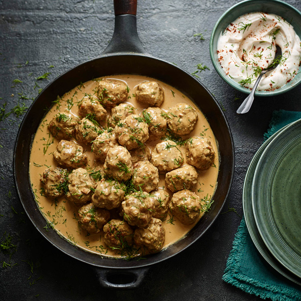 Swedish meatballs-Swedish meatballs-slimming world blog